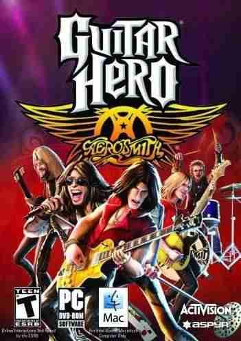 Descargar Guitar Hero Aerosmith [English] por Torrent